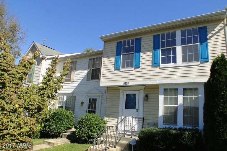 9521 PAINTED TREE DRIVE, Randallstown, Maryland