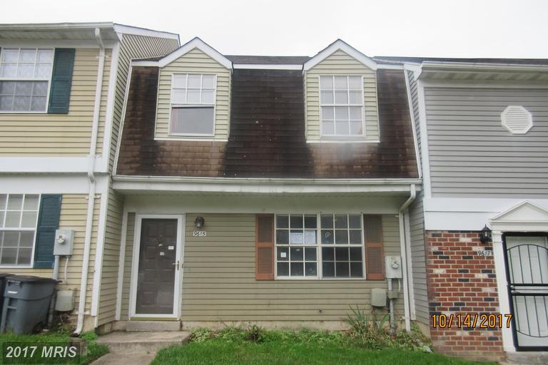 9615 AXEHEAD COURT, Randallstown, Maryland