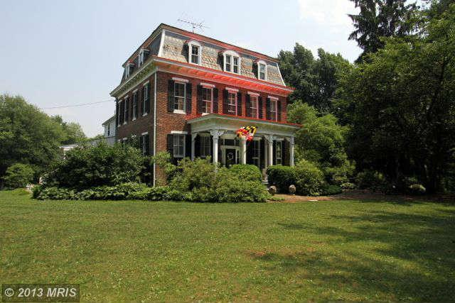 4.17 acres in Parkton, Maryland