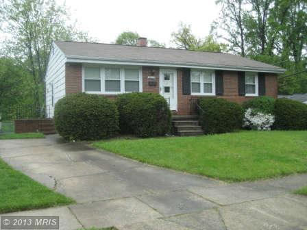 3808 Hendon Rd, Randallstown, MD 21133