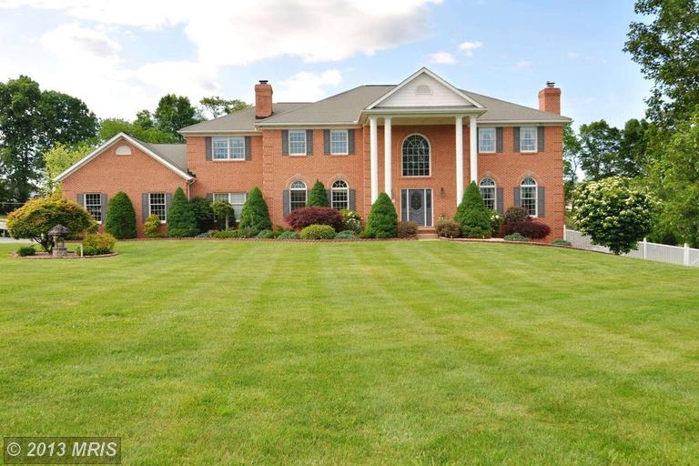 4.57 acres in Parkton, Maryland