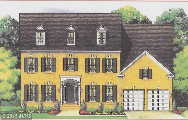 2.6 acres in Parkton, Maryland