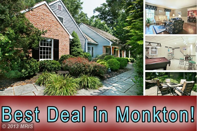 4.54 acres in Monkton, Maryland