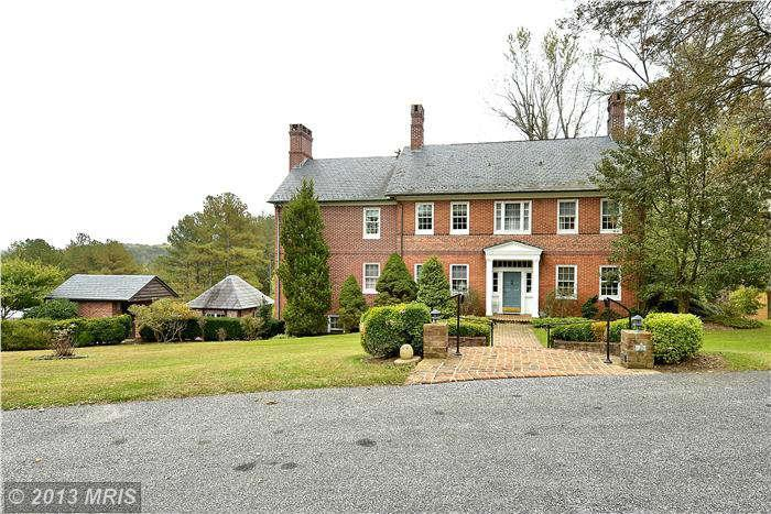 16.37 acres in Parkton, Maryland