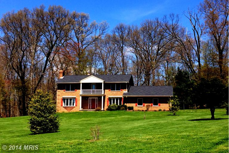 3.7 acres in Parkton, Maryland