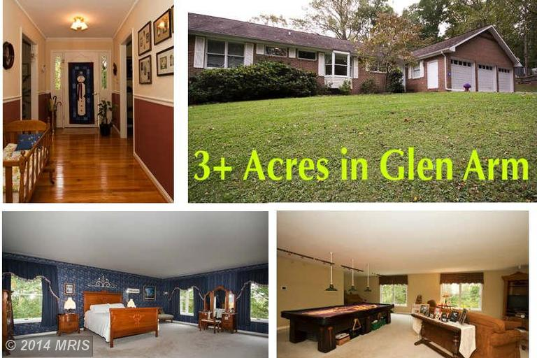 3.18 acres Glen Arm, MD