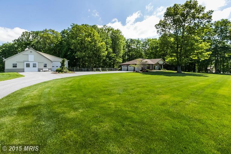 12.61 acres Parkton, MD