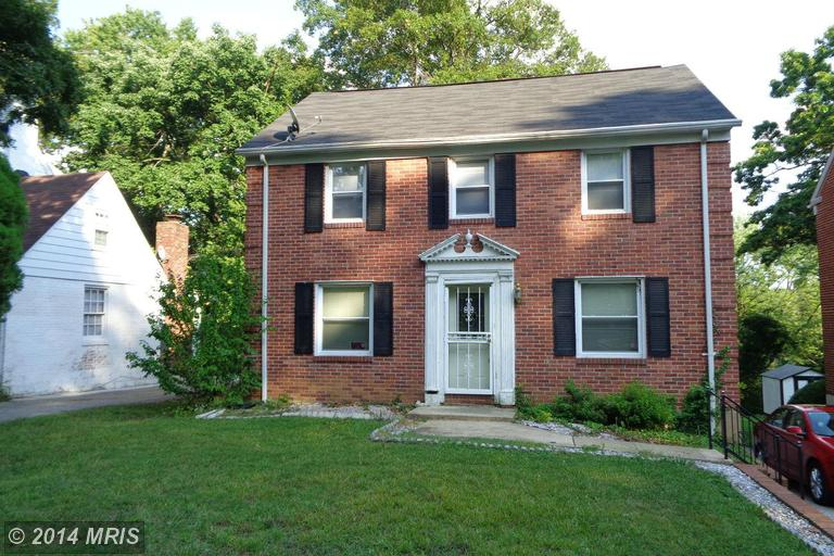 3645 Campfield Rd, Baltimore, MD 21207