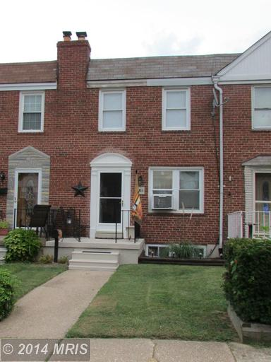 1911 Eastfield Rd, Baltimore, MD 21222