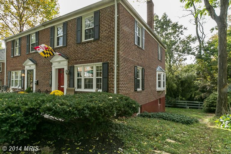 118 Stanmore Rd, Baltimore, MD 21212