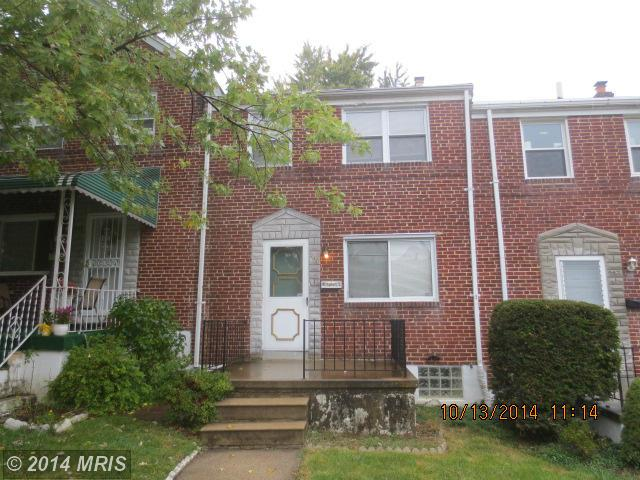 940 Saint Agnes Ln, Baltimore, MD 21207