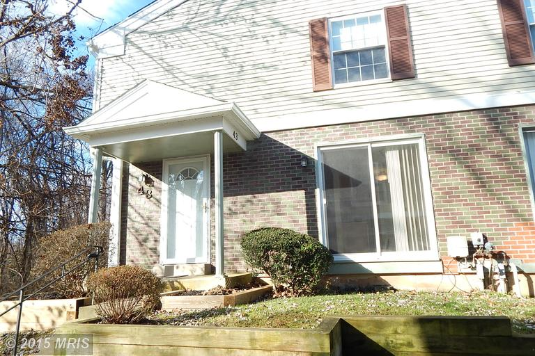 One of Reisterstown 3 Bedroom Homes for Sale