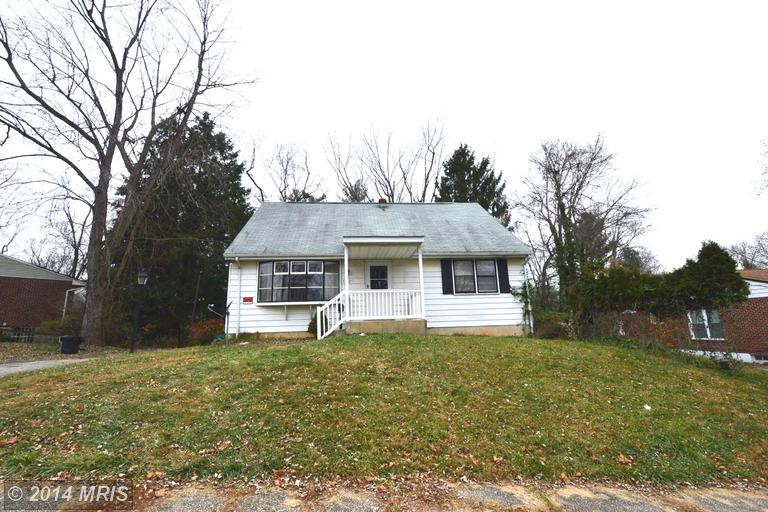 3702 CASSEN ROAD, one of homes for sale in Randallstown