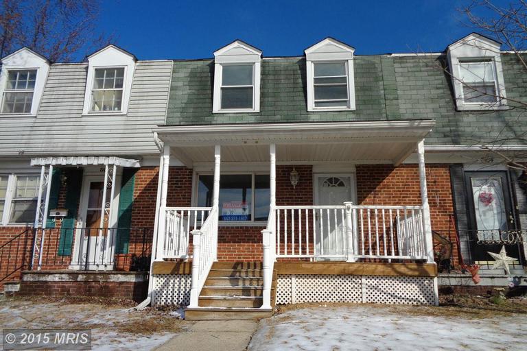 8102 Stratman Rd, Baltimore, MD 21222