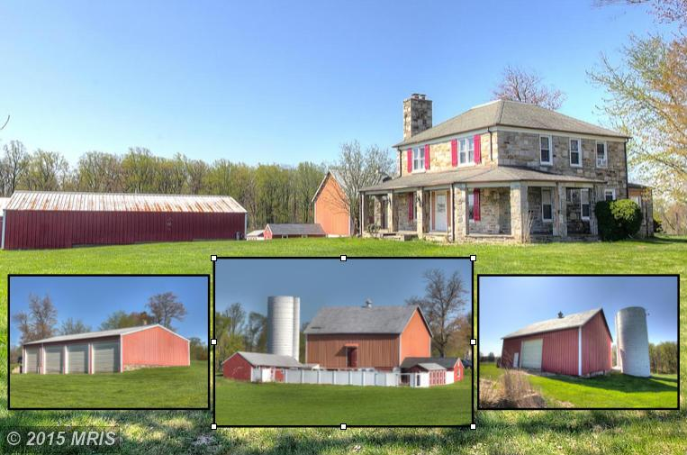 141.68 acres Reisterstown, MD