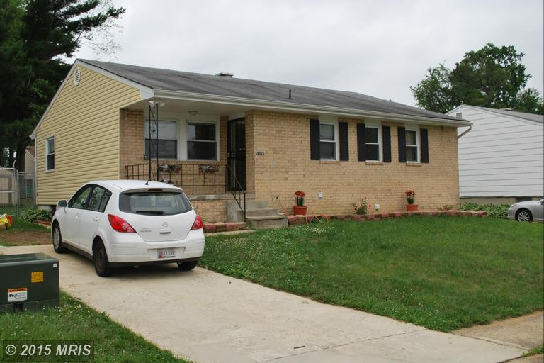 One of Randallstown 4 Bedroom Ranch Homes for Sale