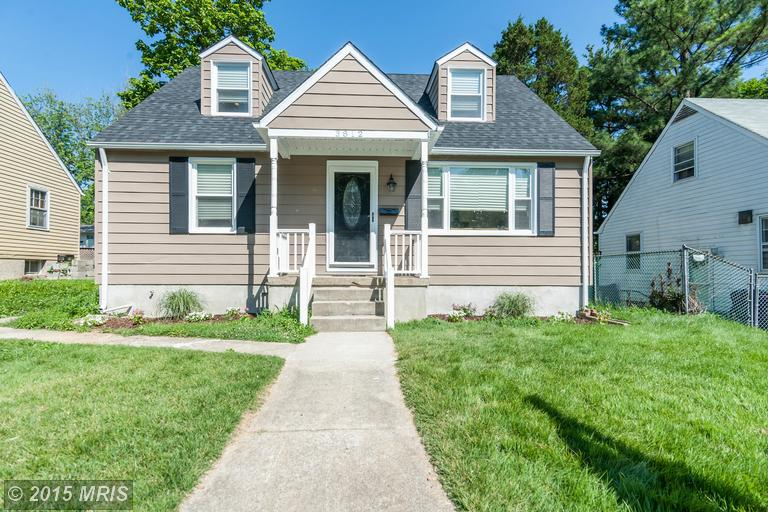3812 Southern Cross Dr, Baltimore, MD 21207
