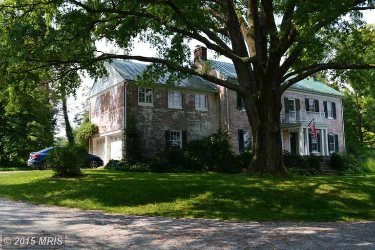 176 acres Glyndon, MD