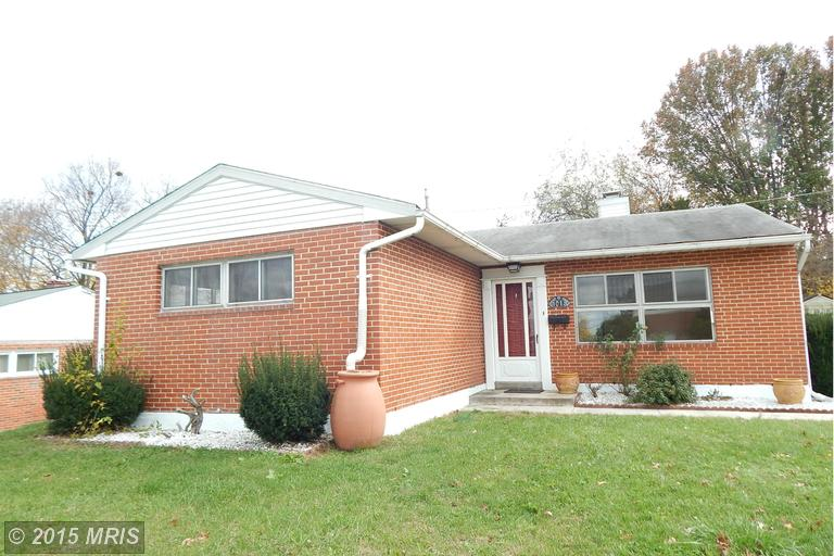 1013 Collwood Rd, Catonsville, MD 21228
