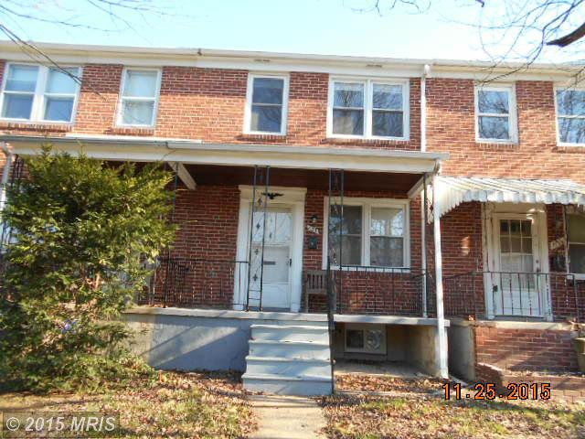 135 Wiltshire Rd, Baltimore, MD 21221