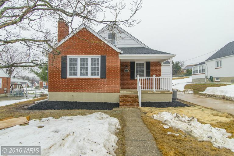 4407 Vale Dr, Baltimore, MD 21236