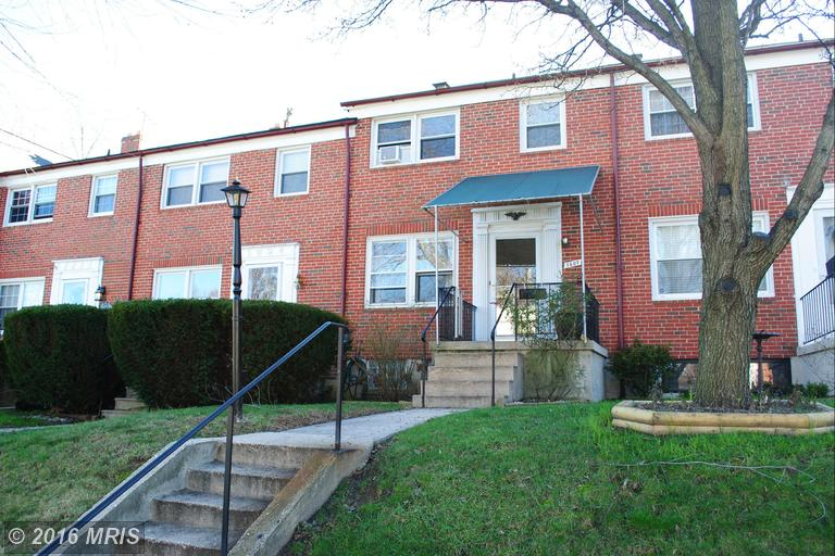1607 N Forest Park Ave, Baltimore, MD 21207