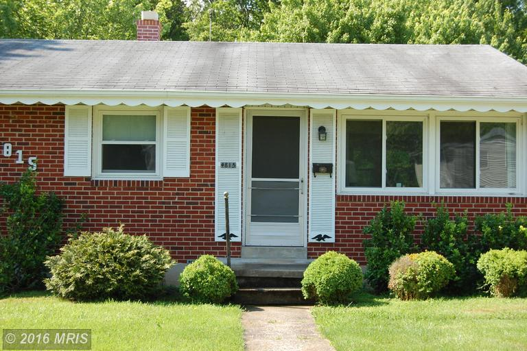 4815 OLD COURT ROAD, Randallstown, Maryland