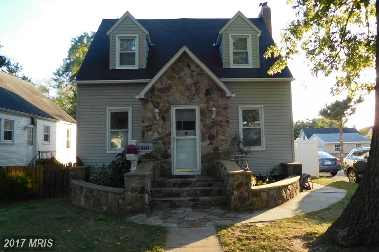 3101 Willoughby Rd, Parkville, MD 21234
