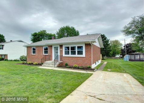 8607 LUGANO ROAD, Randallstown in BALTIMORE County, MD 21133 Home for Sale