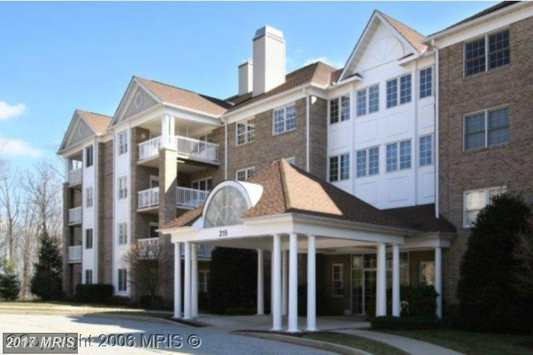 215 BELMONT FOREST COURT 308, Lutherville Timonium in BALTIMORE County, MD 21093 Home for Sale