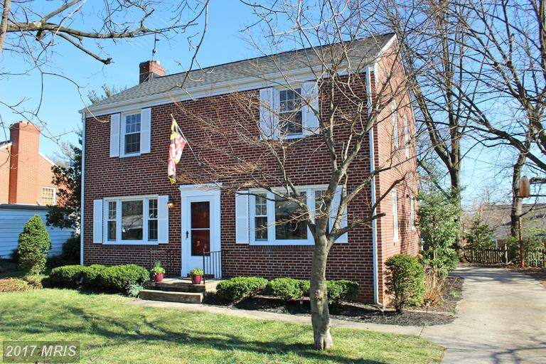 31 SEMINARY AVENUE EAST, Lutherville Timonium in BALTIMORE County, MD 21093 Home for Sale