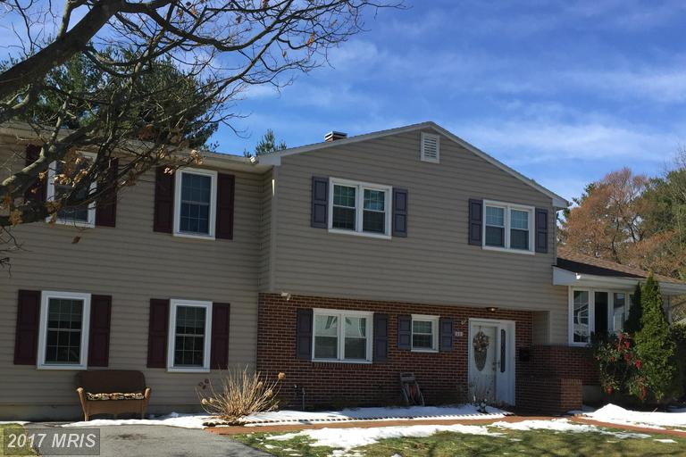 1001 JAMIESON ROAD, Lutherville Timonium in BALTIMORE County, MD 21093 Home for Sale