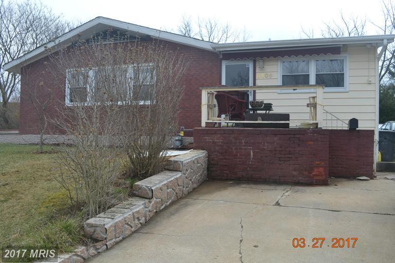 8405 BILLSON ROAD, Randallstown, Maryland