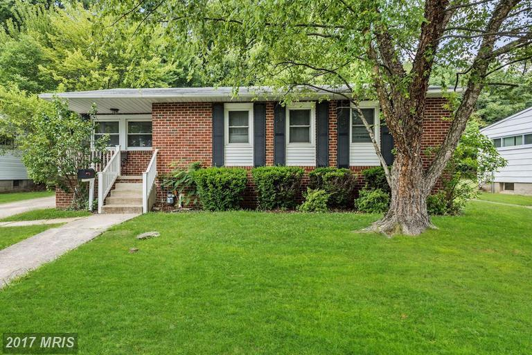 9068 MEADOW HEIGHTS ROAD, Randallstown, Maryland