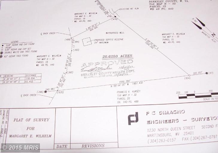 Dry Run Rd, Hedgesville, WV 25427