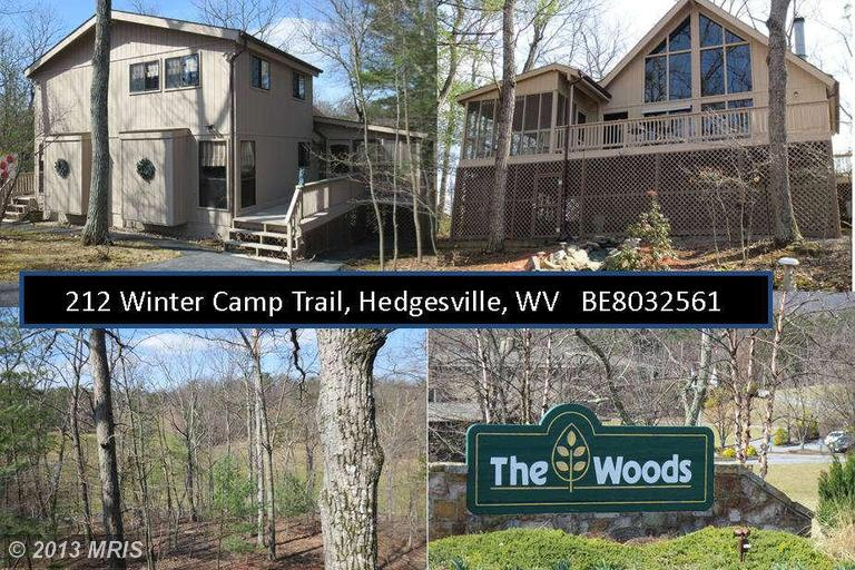 212 Winter Camp Trl, Hedgesville, WV 25427
