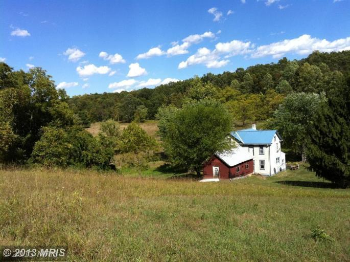 129.45 acres in Hedgesville, West Virginia