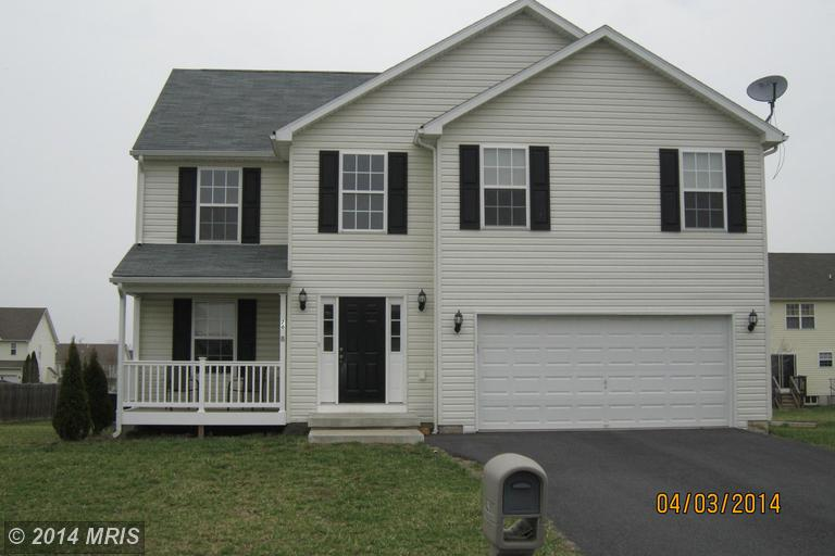 76 Tather Dr, Martinsburg, WV 25405