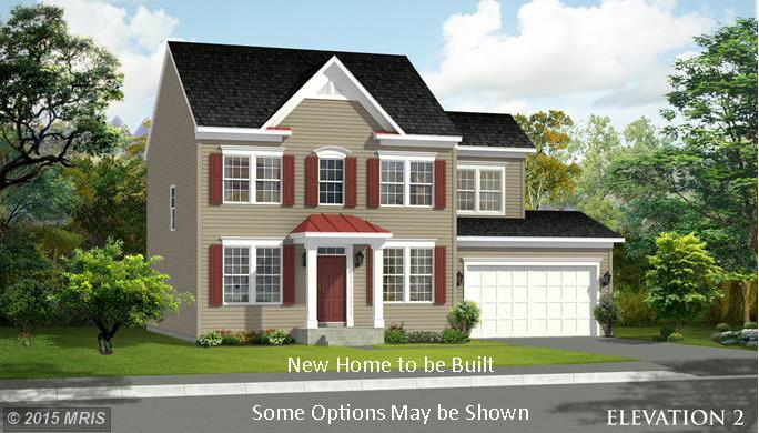 Avalon Trl # NEWBURY PLAN 2CAR, Hedgesville, WV 25427