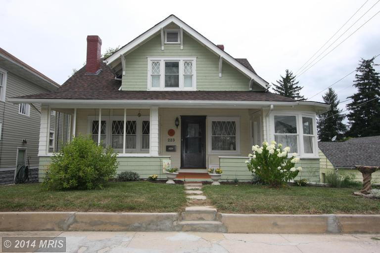 223 S Rosemont Ave, Martinsburg, WV 25401