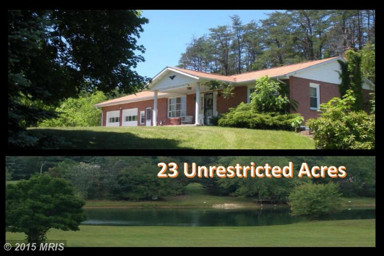 2157 Providence Church Rd, Hedgesville, WV 25427