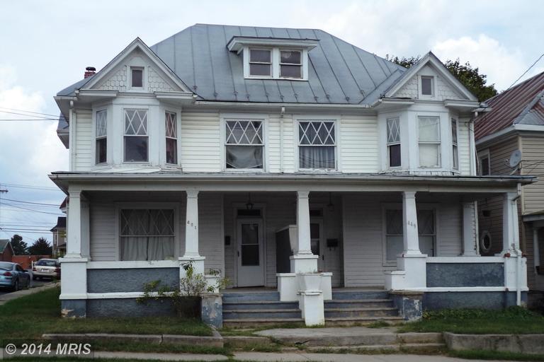 449 Faulkner Ave, Martinsburg, WV 25401