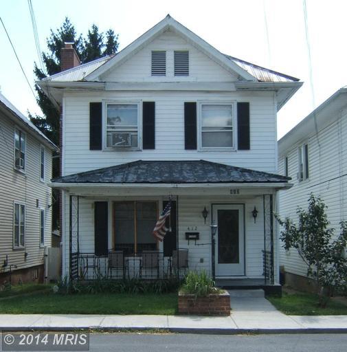 412 Porter Ave, Martinsburg, WV 25401