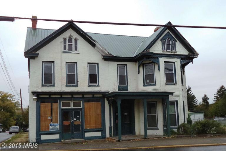 N Queen St, Martinsburg, WV 25404