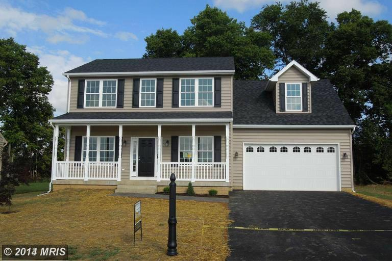 1 Conner Bowers Rd, Hedgesville, WV 25427