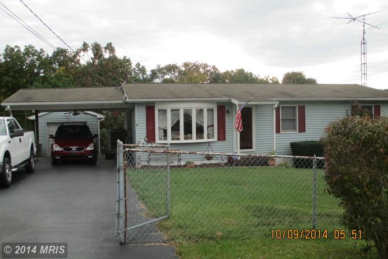254 Blair St, Martinsburg, WV 25404