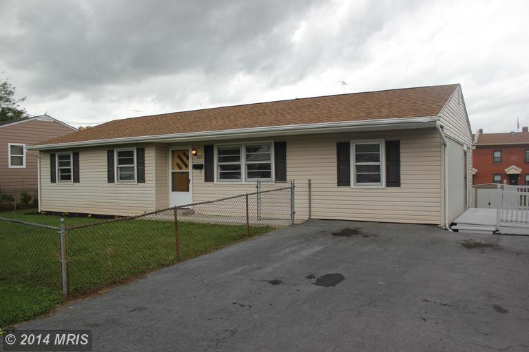 105 Daniel St, Martinsburg, WV 25401