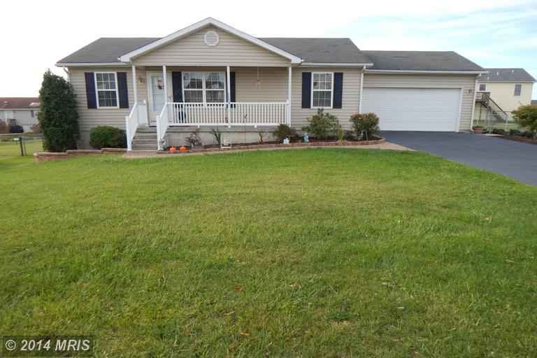 One of Martinsburg 3 Bedroom Mountain View Homes for Sale