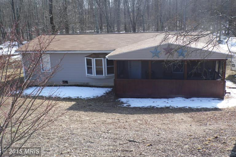 2483 Allensville Rd, Cherry Run, WV 25427
