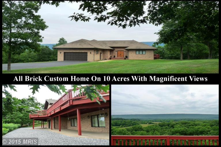 518 Girl Scout Dr, Hedgesville, WV 25427